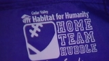 Cedar Valley Habitat for Humanity 'parties with a purpose' for Super Bowl Sunday