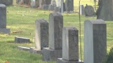 City officials discuss the possibility of reclaiming burial plots at Normal Hill Cemetery